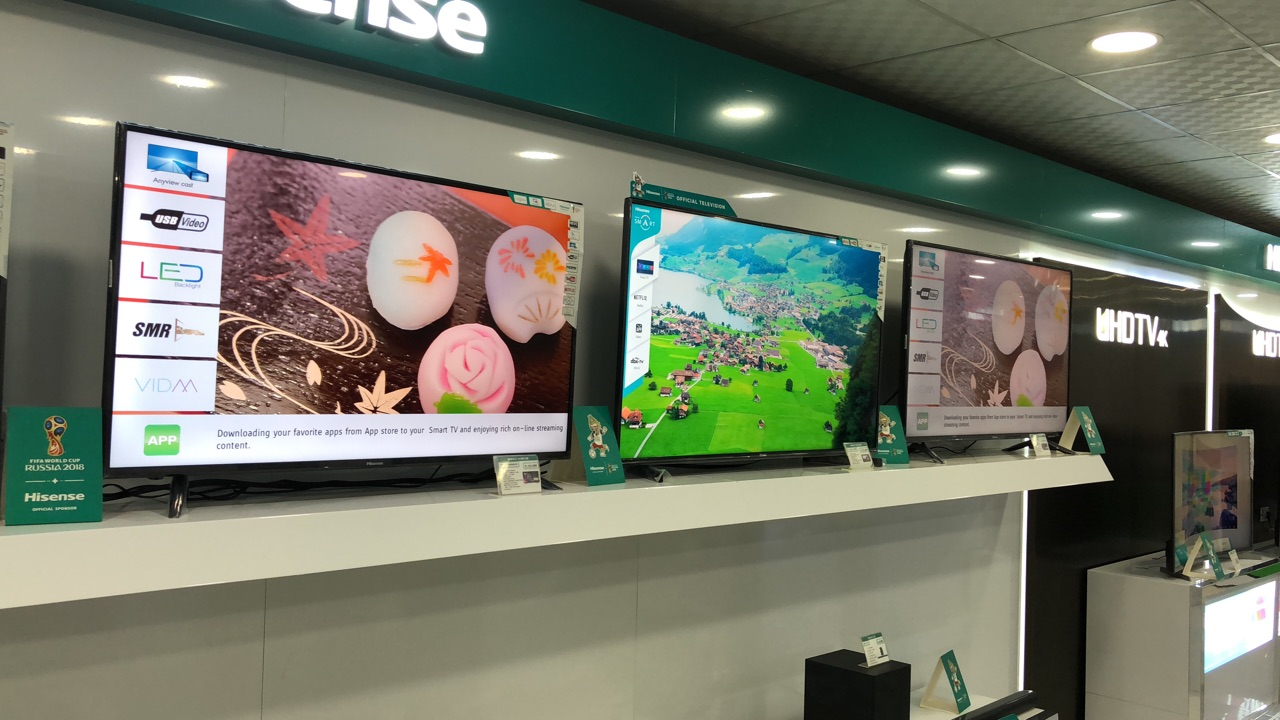 New Hisense showroom in Kano – FOUANI GROUP