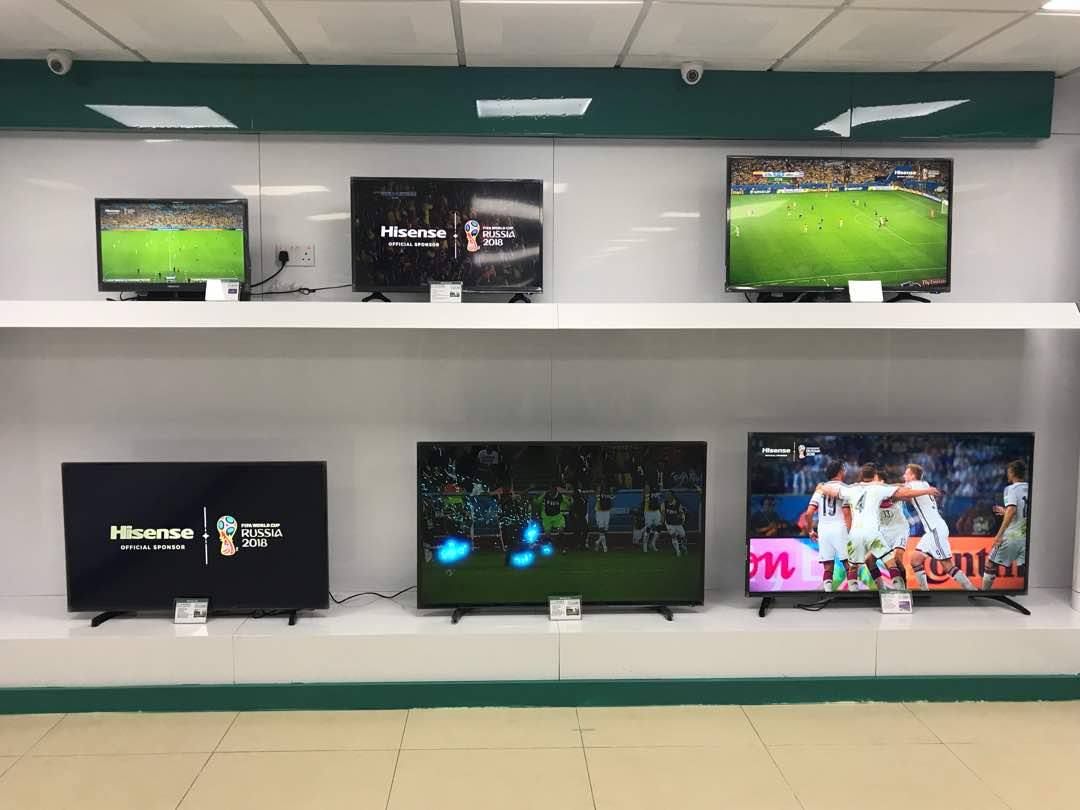 Check Our Hisense Showroom In Port Harcourt  U2013 Fouani Group
